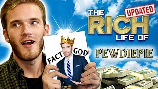 PewDiePie | The Rich Life | Felix Kjellberg Net Worth 2019 ( Money Made / Spent )