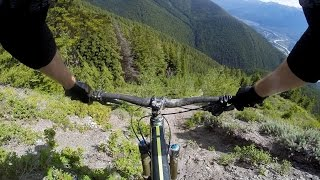 One of Matt and Jason's most viewed videos: Steepest Trail I've Ever Ridden
