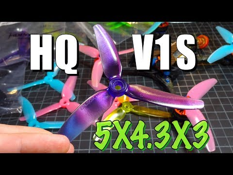 HQ V1S 5X4.3X3 Review : #SaveYourBatteries