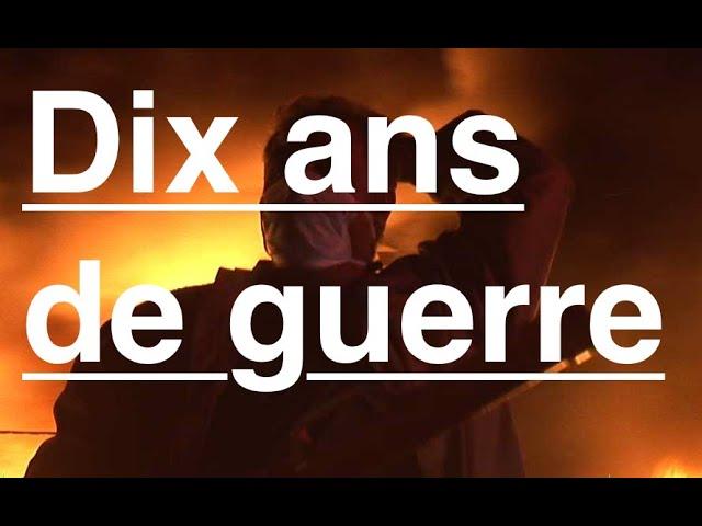Libye,Dix ans de guerre...