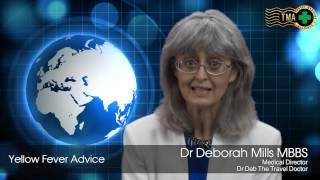 yellow fever vaccine information