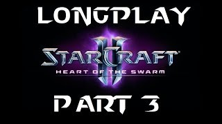 PC Longplay [395] StarCraft 2: Heart of the Swarm (part 3 of 5)