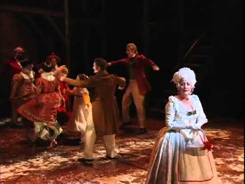 A Christmas Carol at Hartford Stage - YouTube