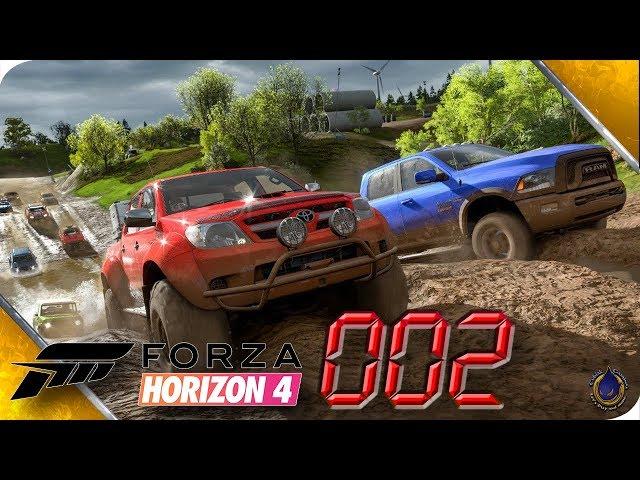 FORZA HORIZON 4 🚘 [002] Die ersten Siege