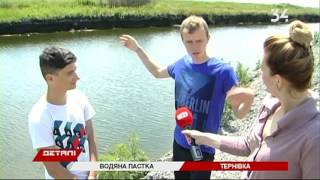 Женщина пошла на огород и чуть не утонула в реке