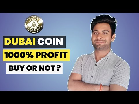 How to buy dubai coin | DBIX Crypto | Vishal Techzone