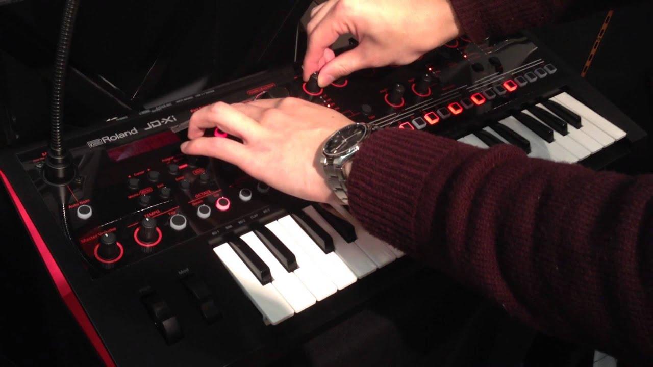 Roland JD Xi demo