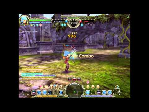 Dragon Nest PVP - Artillery vs Guardian