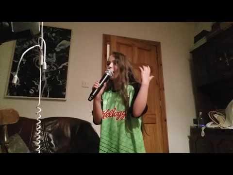 Blank Space Karaoke - Hannah Wolf