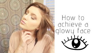 GLOWY MAKEUP ROUTINE + JACLYN HILL VAULT COLLECTION GIVEAWAY