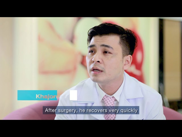 Patient Testimonials | Christoph Pinter - Heart valve surgery | Heart Center