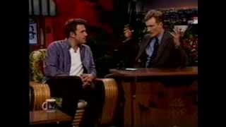 Affleck on Conan dogma 9:11:99