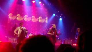 Chicha Libre en Niceto Club, Palermo, Buenos Aires (8 abril 2011)