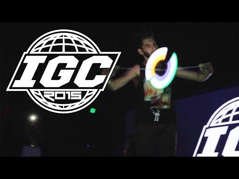 [IGC 2015] Jaimison Salazar POI Performance [EmazingLights.com]