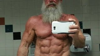 Over 50's Years Old Fitness Body Transformation