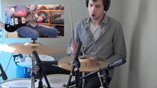 Domino (Jessie J) Pop Rock Cover by Casey Phillips and Eric Taft! [+FREE MP3!])