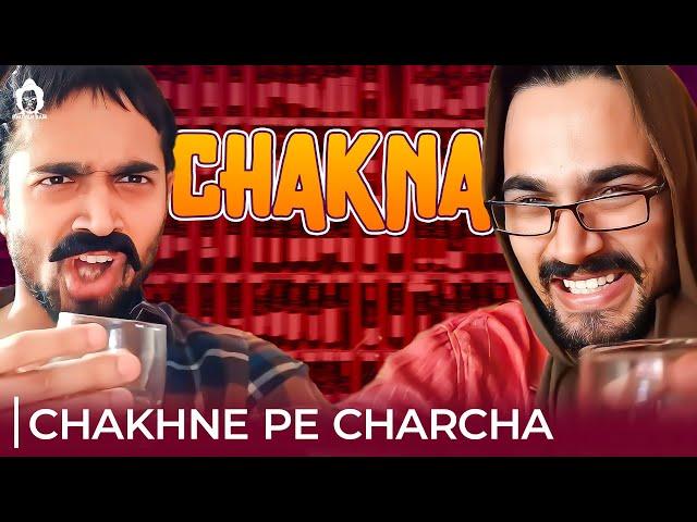 BB Ki Vines- | Chakhne Pe Charcha |