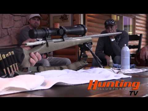 How to Clean your Rifle