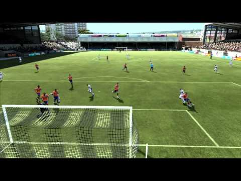 FIFA 12 Game of the Week | Fulham vs QPR