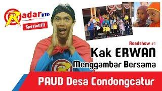 RadarKid – Episode Spesial: MENGGAMBAR Bersama PAUD Desa Condongcatur