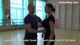 Andrey Borovskiy. Latin lesson. Урок по Латиноамериканской программе