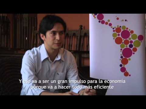 Ministry of Finance and Public Credit of Colombia Head of Regulation David Salamanca interview