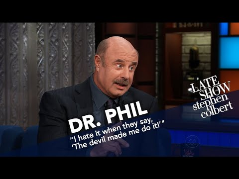 Dr. Phil Discusses