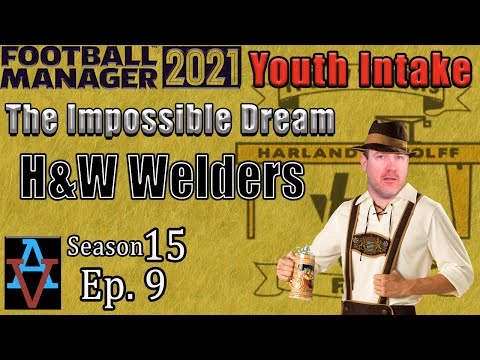 FM21: OUR EUROPEAN JOURNEY GOES TO GERMANY! – H&W Welders S15 Ep9: Football Manager 2021 Let's Play