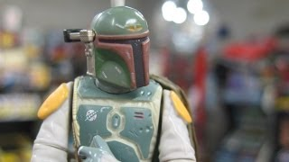 CGR Toys - STAR WARS: BOBA FETT The Saga Collection figure review