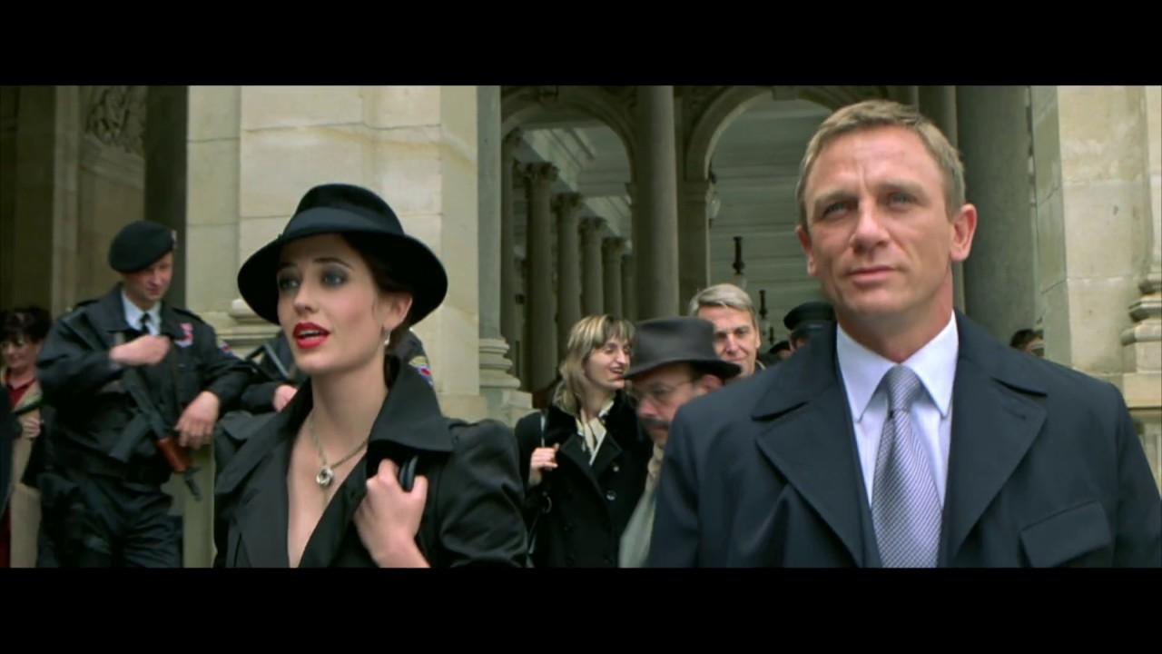 The most memorable scene from casino royale