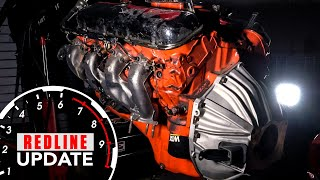 Pulling the 396 engine from our Chevy Camaro SS for the next Redline Rebuild! | Redline Update #7