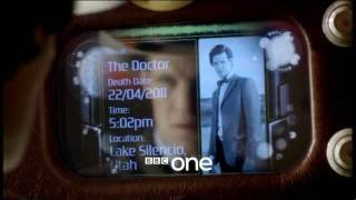 Doctor Who 2011 - Series 6 Part 2 Trailer - BBC One