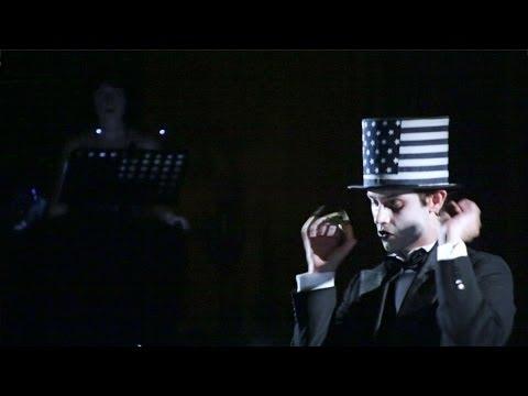Garras de oro (extrait) - II. Sotto il velame degli versi strani | Carreño / Nieto