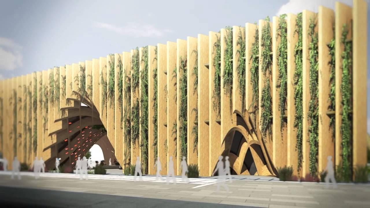 pavillon france l 39 expo milan 2015 youtube. Black Bedroom Furniture Sets. Home Design Ideas