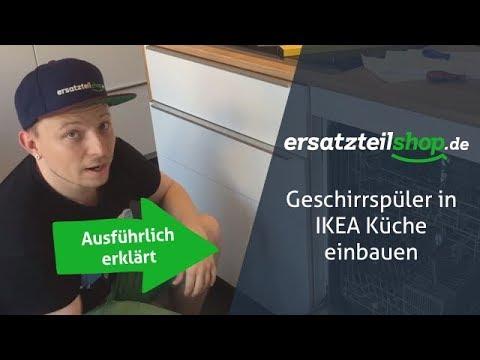 Ikea Geschirrspler passt nicht  Erklrung zum Umbau bei