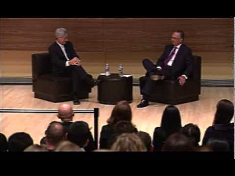 Part 3: Ricardo Salinas, Founder and Chairman of Grupo Salinas speaks to incoming MBAs