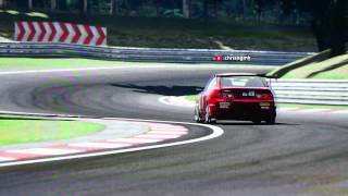 Honda Interga Type R DC5 Vs DC5 大對決 - GT6