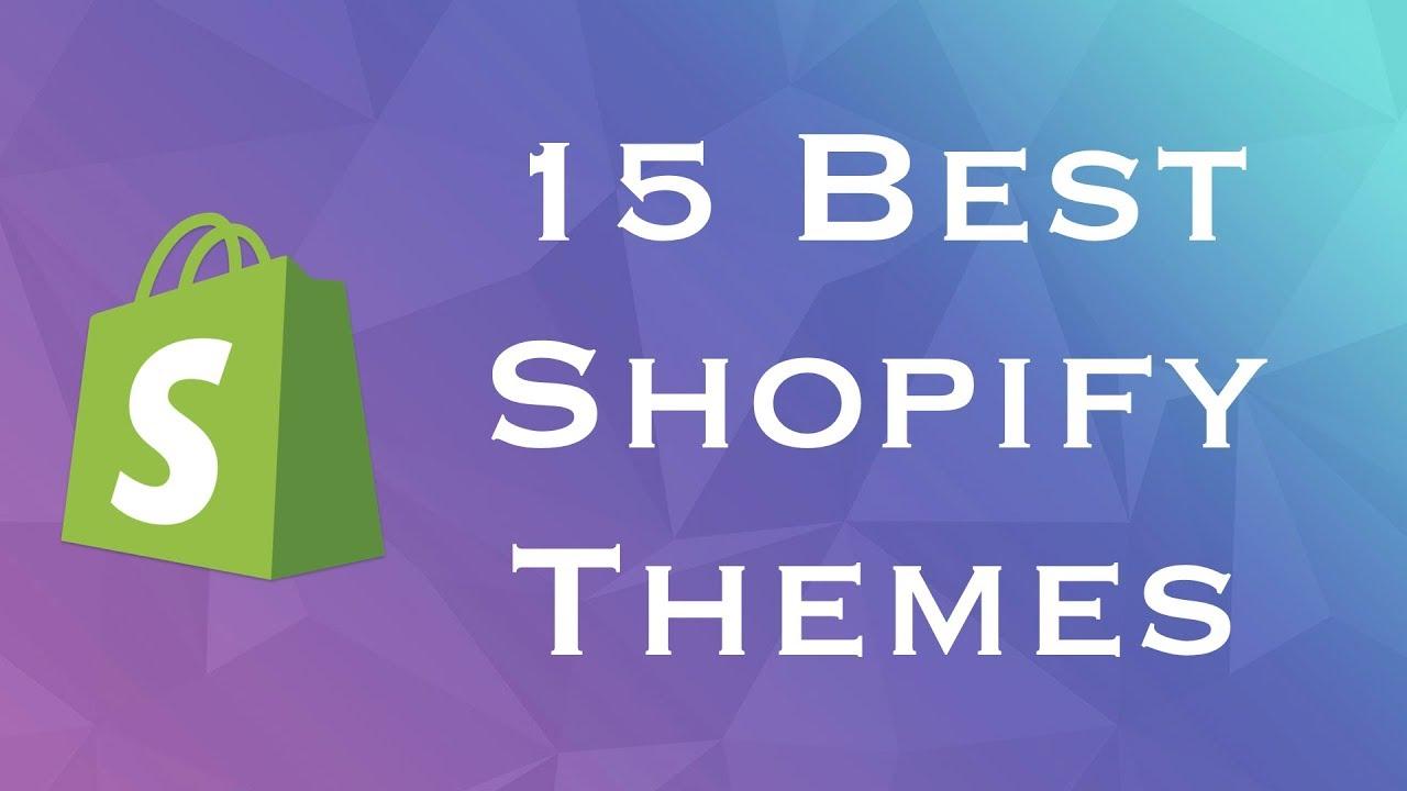 15 Best Shopify Themes & Templates 2019   ShopifyMarket com