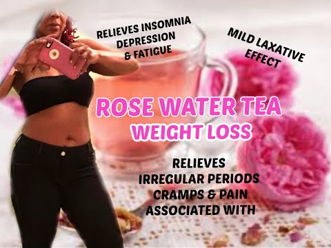 lose-weight-fast-|-help-with-painful-cramps-&-irregular-periods-|-rose-water-tea-|-for-detox-&-more