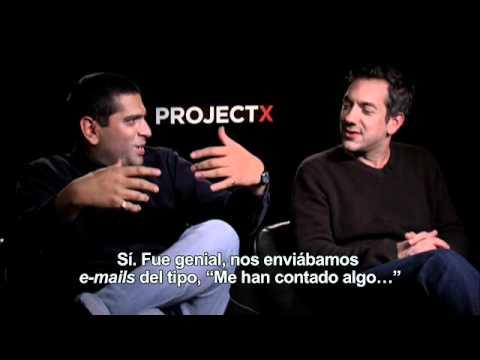 Entrevista NIMA NOURIZADEH, DIRECTOR y TODD PHILLIPS, PRODUCTOR