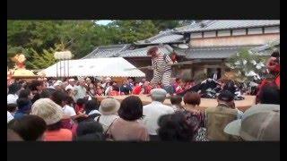 神戸市岩岡神社秋祭り(20101010)総集編