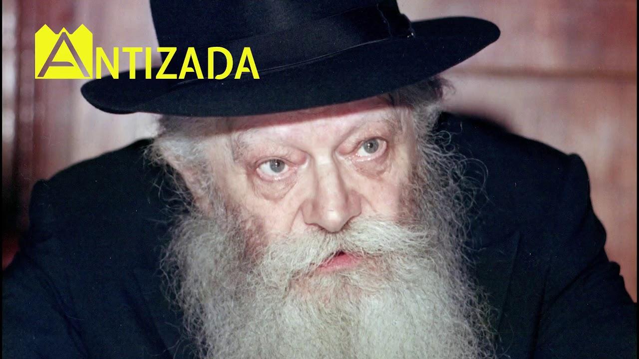 """הרבי מליובאוויטש מנגן ניגון (רס""""ה) עזרני א-ל חי"""