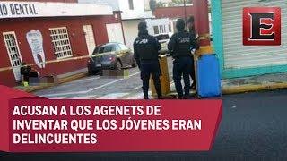 Detienen a policías de Orizaba por asesinar a dos hermanos