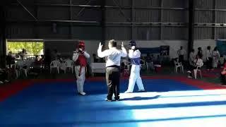 "Taekwondo Paine ""Iván Barra"" Torneo Argentina"