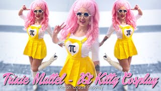 Trixie Mattel: IQ Kitty Cosplay
