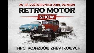 Poznań retro motor show
