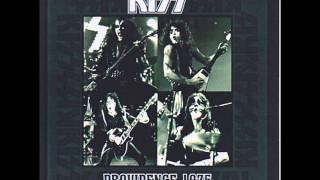 """Deuce"" KISS Dressed To Kill Tour Aug 1975 Providence Civic Center"