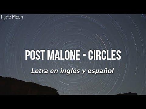 Post Malone – Circles (Lyrics) (Letra en inglés y español)