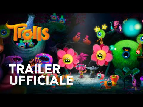 TROLLS | Trailer Ufficiale #1 [HD] | 20th Century Fox