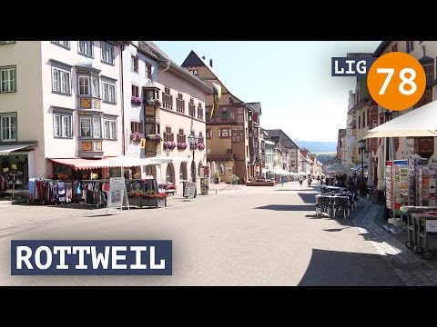 Life in Germany - Ep. 78: Rottweil
